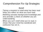 comprehension fix up strategies3