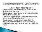 comprehension fix up strategies4