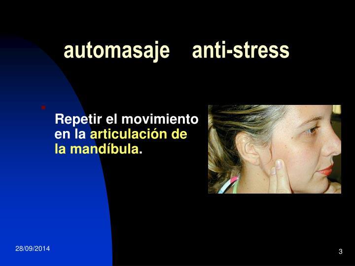 Automasaje anti stress1