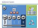 settlement system3