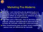 marketing p s moderno