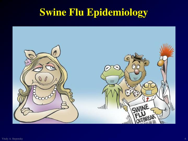 Swine Flu Epidemiology