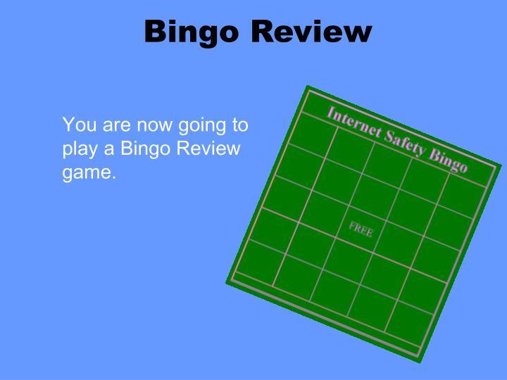 Bingo Review