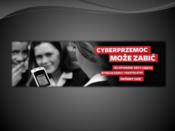 Cyberprzemocy