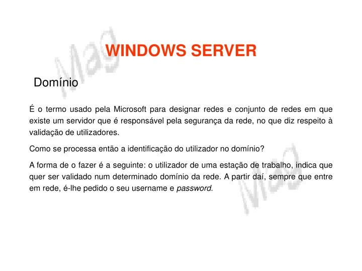 Windows server2