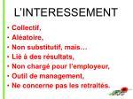 l interessement1