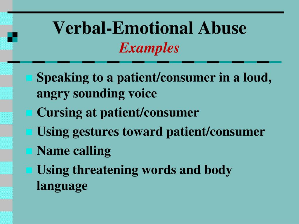 PPT - ABUSE, NEGLECT & EXPLOITATION PowerPoint