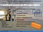 facultad de administraci n de empresas electiva profesiona ii1