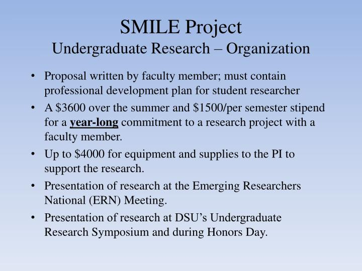 SMILE Project