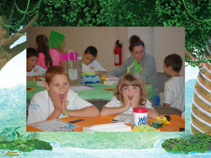 More surprised kids