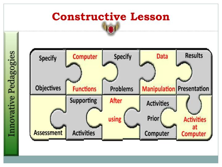 Constructive Lesson