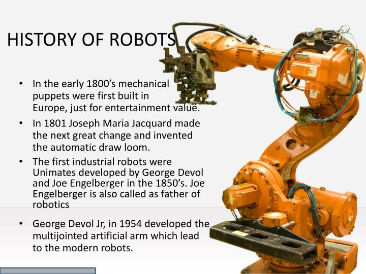 What Is A Robot? PowerPoint Presentation