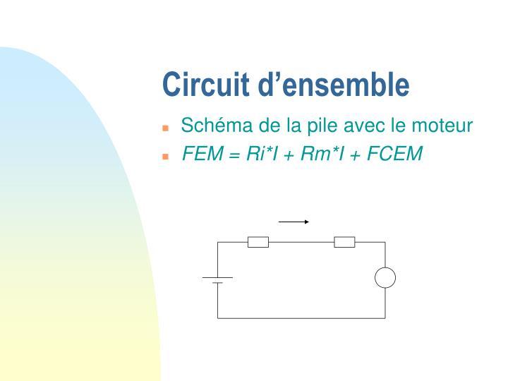 Circuit d'ensemble