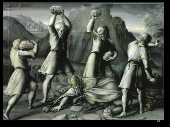 The Break with Rome III