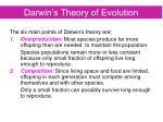 darwin s theory of evolution2