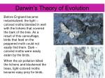 darwin s theory of evolution6