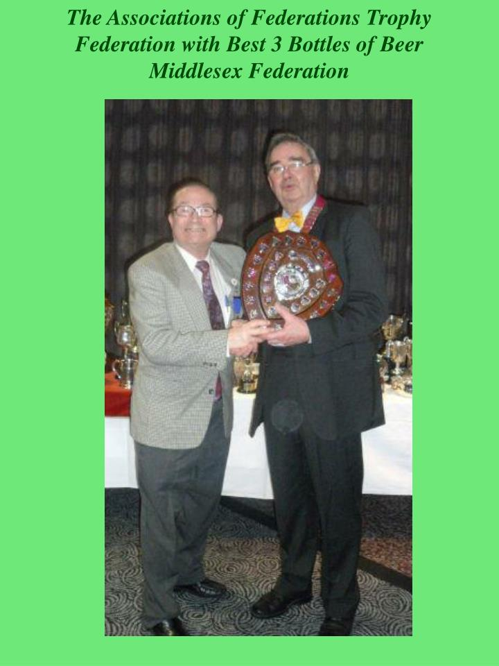 The Associations of Federations Trophy