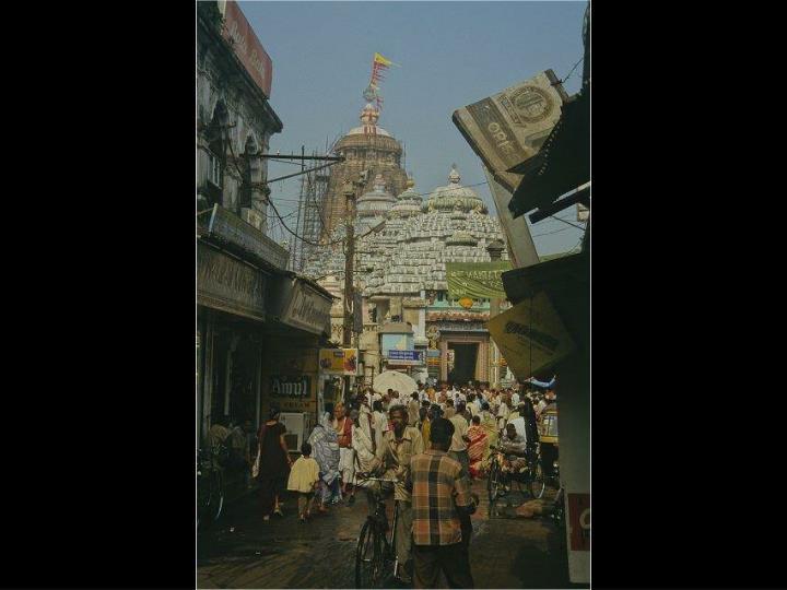 Indie kam turist nechod