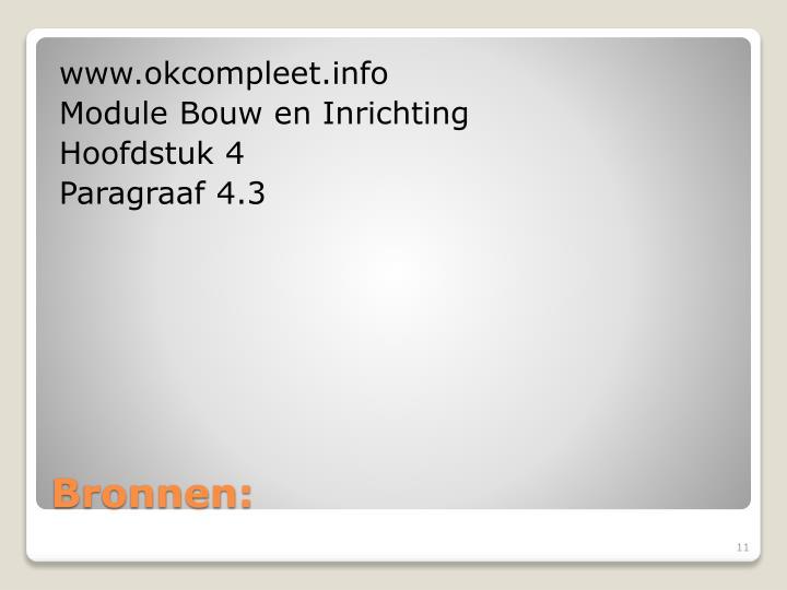 www.okcompleet.info