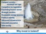 why invest in iceland