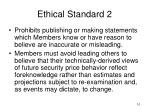 ethical standard 2