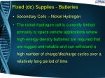 fixed dc supplies batteries7