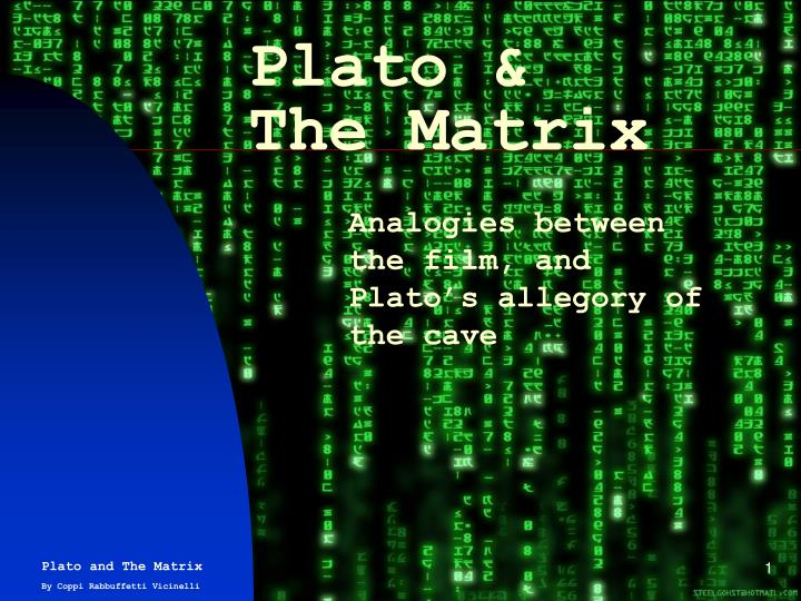 an essay on the film the matrix