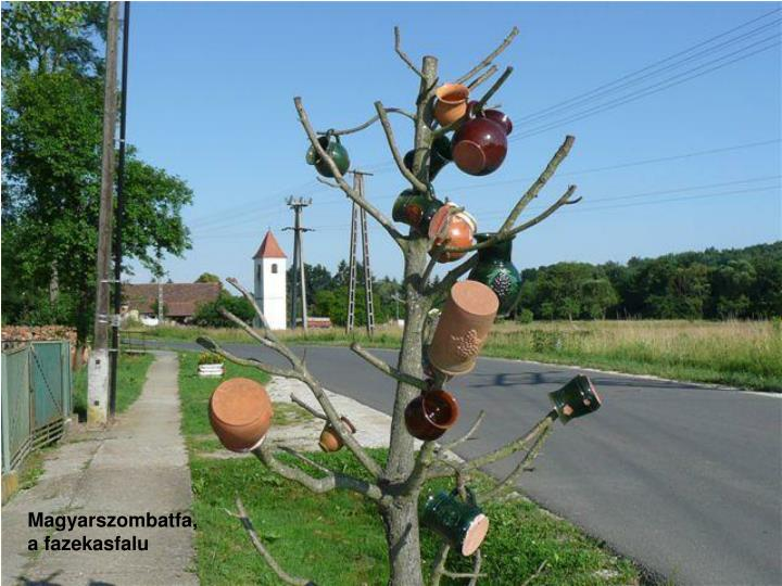 Magyarszombatfa,