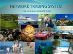 network trading system7