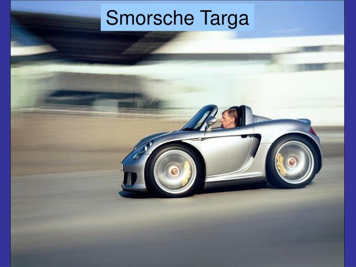 Smorsche Targa