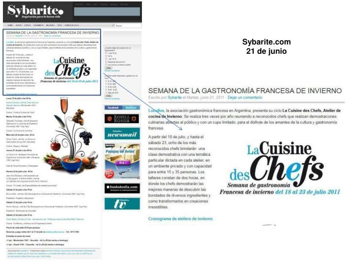 Sybarite.com