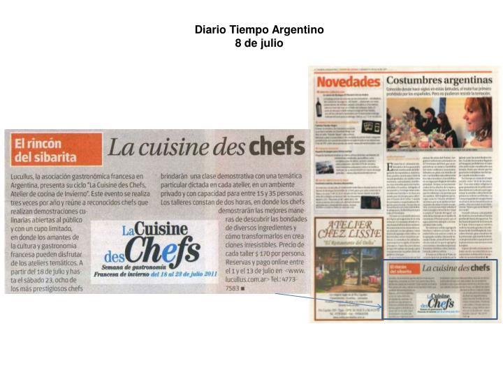 Diario Tiempo Argentino