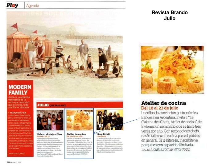 Revista Brando
