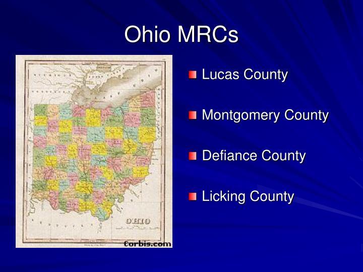 Ohio mrcs