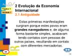 2 evolu o da economia internacional 2 1 antiguidade2
