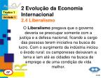 2 evolu o da economia internacional 2 4 liberalismo