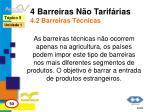 4 barreiras n o tarif rias 4 2 barreiras t cnicas1