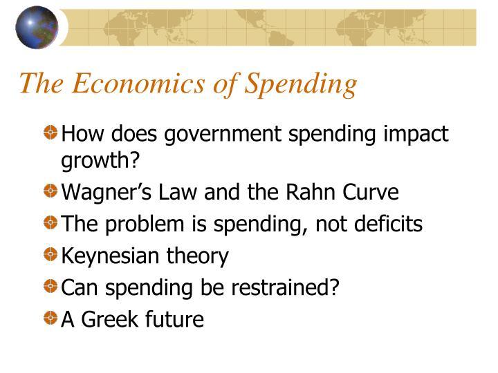 The Economics of Spending
