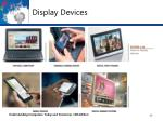 display devices1