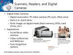 scanners readers and digital cameras17