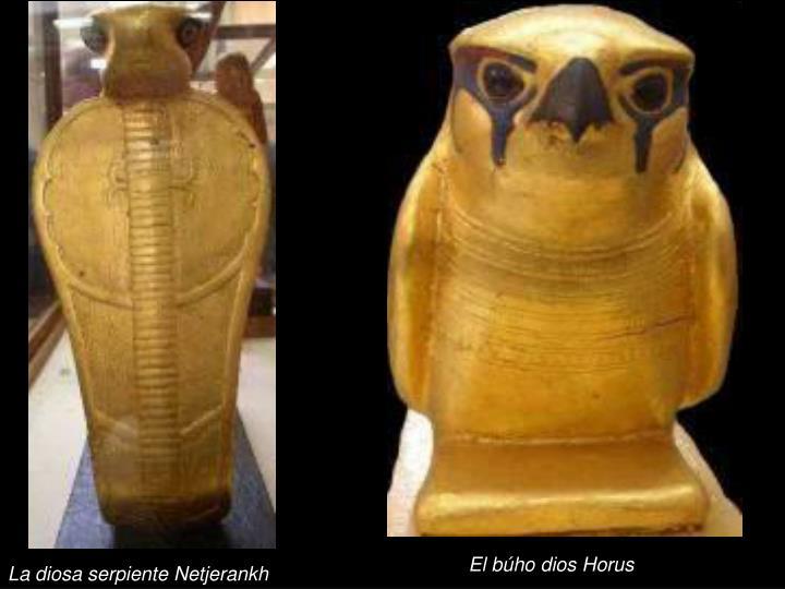El búho dios Horus