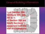 general building information4