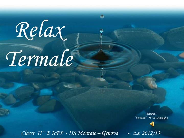 Relax Termale