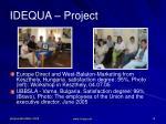 idequa project3