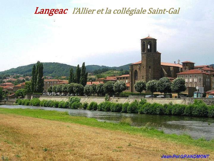 Langeac