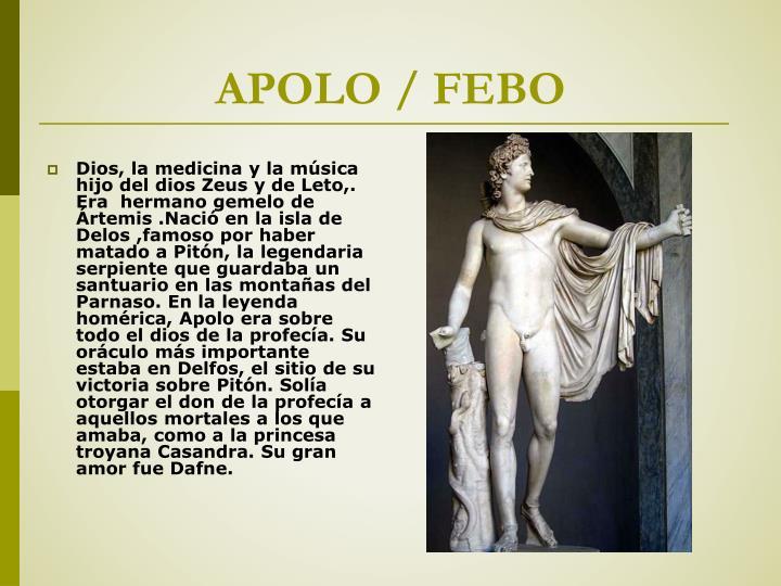 APOLO / FEBO