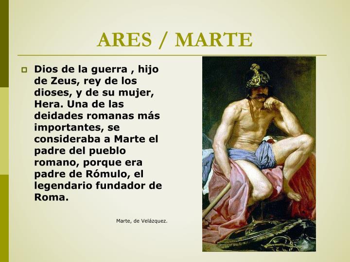 ARES / MARTE