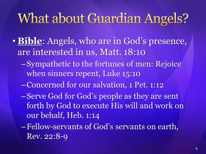 What about Guardian Angels?