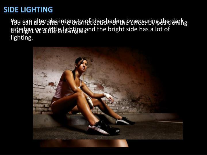 Side Lighting