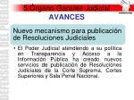 5 rgano garante judicial avances